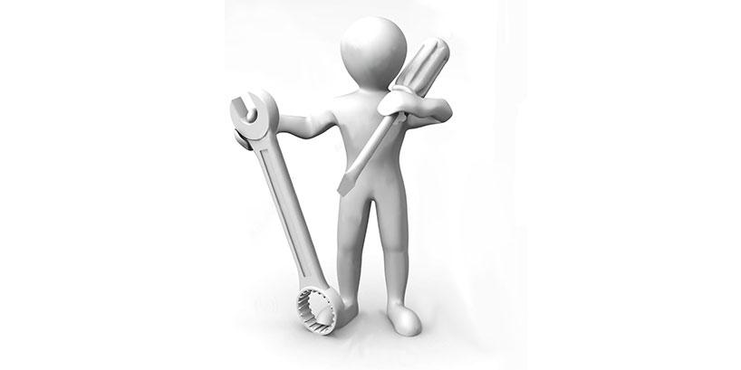 Câteva sfaturi pentru o mai bună aplicare de Radmyx la reparaţii