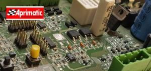 Reparatii placa electronica aprimatic
