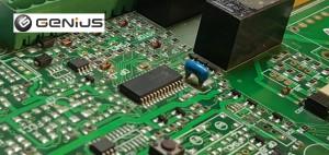 Reparatii placa electronica genius