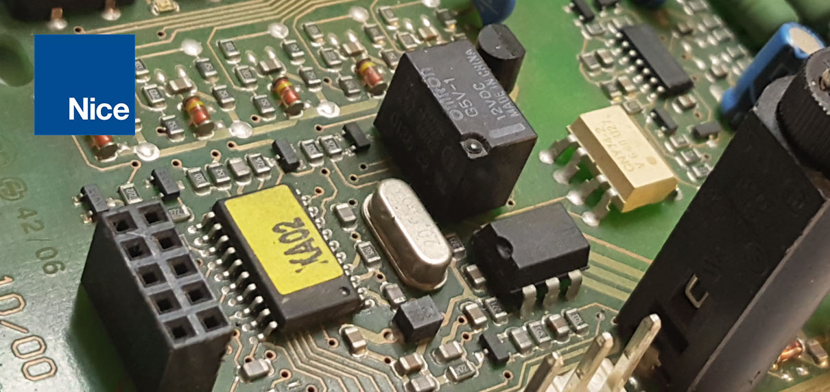 Reparatii placa electronica nice