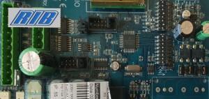 reparatii placa electronica rib