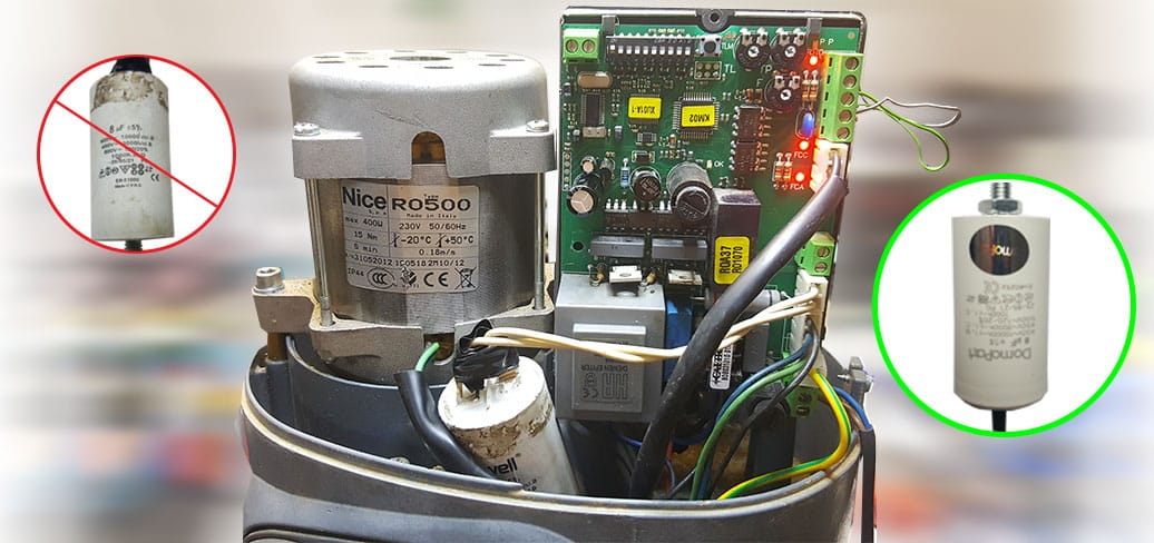 Beneficii Nenumarate O reparatie motor Nice RO500 de succes cu rezultate uimitoare pentru automatizare